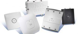 Cisco Wireless Access Points site