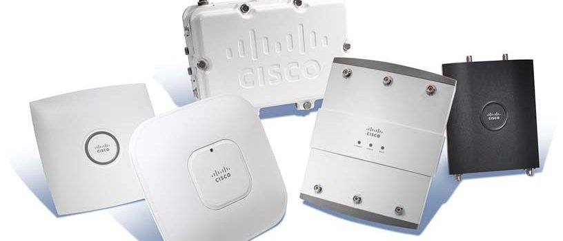 Cisco Wireless Access Points site